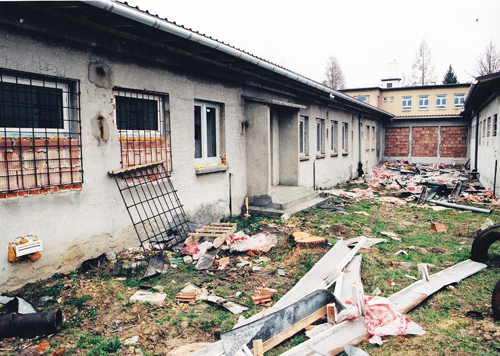 Kapitalny remont Szkoły